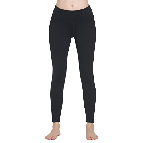 FeelinGirl Women's High Waist Power Flex Leggings Tummy Control Shapewear