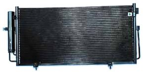 TYC 3392 Subaru Impreza Parallel Flow Replacement Condenser