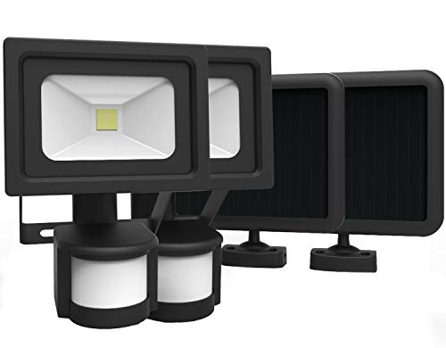Solar Power Aviation Lights