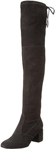 Högl 2- 10 4162 - Botas altas con tacón para mujer Gris (6600)