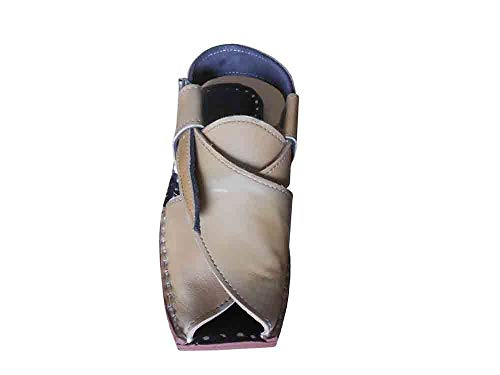 Para De Hombre Crema 000638 Kcm Vestir Kalra Cuero Creations Sandalias U0AIqqZf