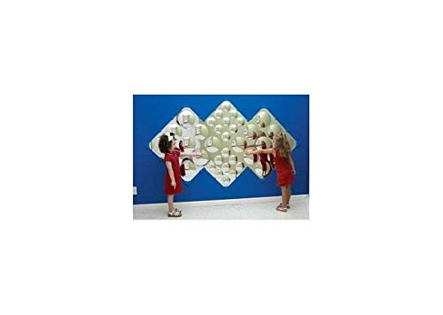 Children's Factory Diamond Bubble Wall Classroom Furniture (CF332-573)