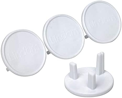 5 Pack Safety Plugs for Sockets UK Baby//Children//Kids Outlet Covers Protectors Proofing Plug Childproof Socket Electric Proof Home Mains Cover Guard Wall Electrical Protective Caps White