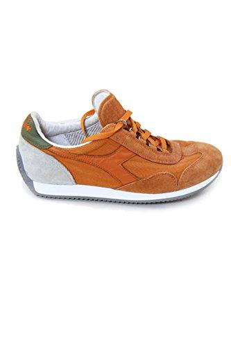 Diadora Equipe Chaussures Basses Wash Adulte Mixte Stone Orange 12 ff1xqdHr