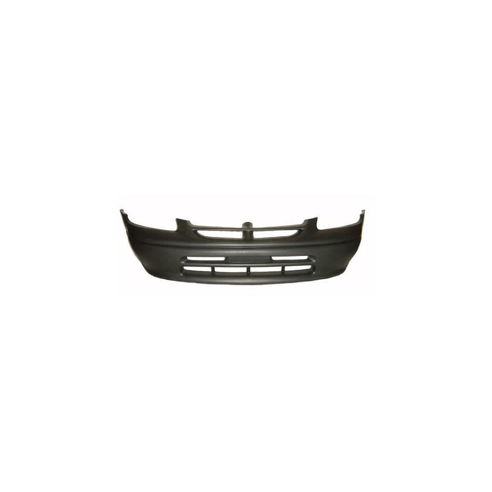 OE Replacement Chrysler Voyager Front Bumper Cover (Partslink Number