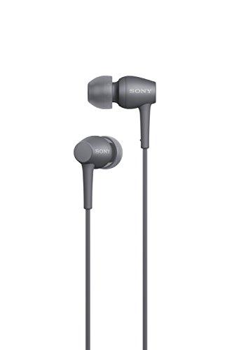 Sony - H500A H.Ear In 2 Hi-Res In Ear Headphone Black - Earbud Sony