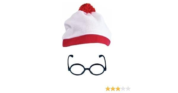 Donde esta Wally y un gorro con pompón y dónde Wally gafas para ...