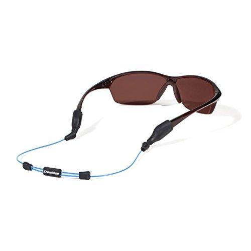 Croakies Arc Endless System Sport Eyewear Retainer, Blue, 16''/X-Large/XX-Large by Croakies