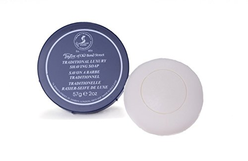 Traditional Luxury Shaving Soap 57g - Taylor of Old Bond Street
