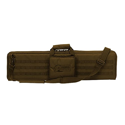 (VooDoo Tactical 15-0170007000 Single Weapons Case, Coyote, 37