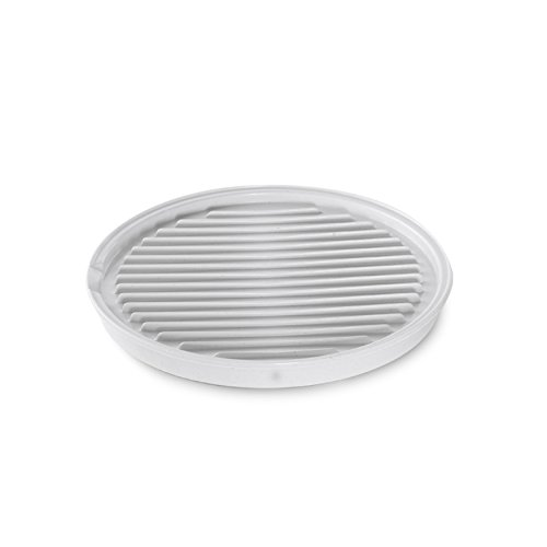 Nordic Ware Microwave 2-Sided Round Bacon and