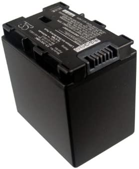GZ-E100 Battery 4450mAh Replacement for JVC GZ-E10 BN-VG138EU BN-VG138US JVC BN-VG138 GZ-E200