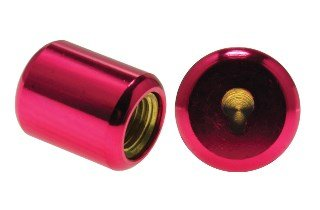 Novent 1/4 in. Cap for R-410A - Pink (Pack of 2) NP-R410-2PK Rectorseal 86682 from Rectorseal/NOVENT