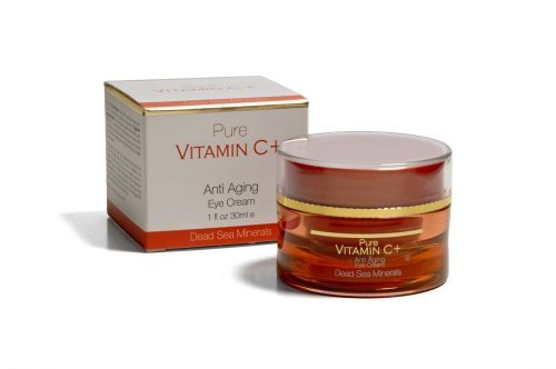 Dead Sea Minerals Pure Vitamin C+ Anti Aging Eye Cream