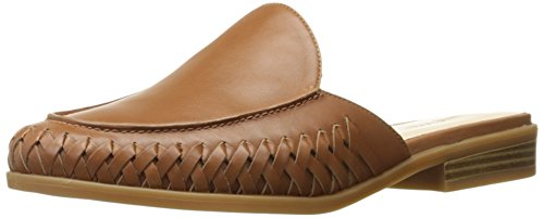 Juanita Natural Mule West Nine Women's Leather Dark q0w8v6