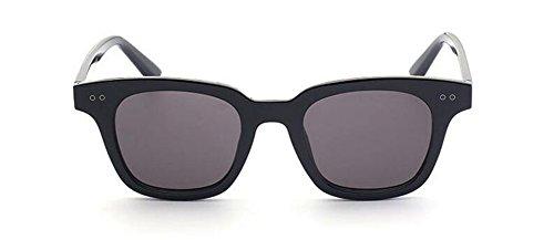 cercle style en vintage du soleil Pièce rond polarisées métallique inspirées retro Grise lunettes Lennon de p4nvxwZ