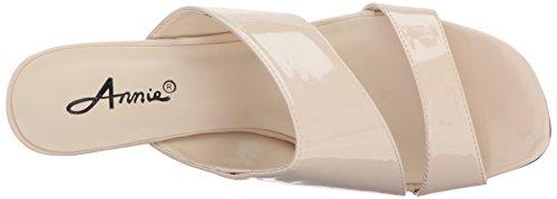 Annie Chaussures Femmes Tuti 2 W Sandale Naturelle