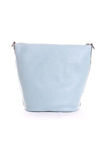 407301583 Amazon.com: Coach Duffle Crossbody in Light Turquoise/Black Copper: Clothing