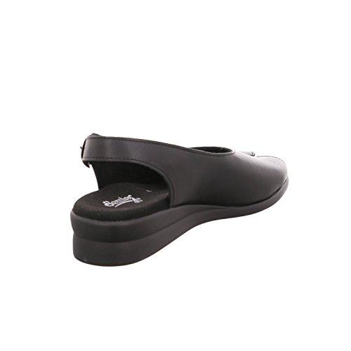 femme Semler Noir 012 Semler 001 Sandales N1805 pour N1805 t0pdq8x4w0