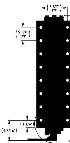 Lippert-Components-195860-Leveling-Jack-8000-LB