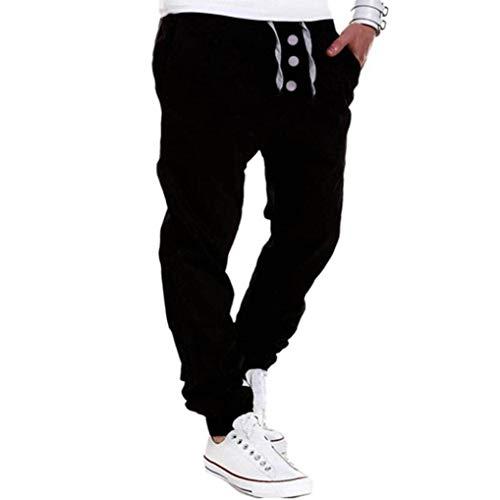 Jogging Adelina Hiver Vêtements Casual Long Pantalons Cargo Sport Harem Tissu Pour Hommes Survêtements Noir Shorts Cavaliers tAOtwrqxR
