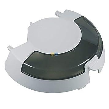Auténtica Tefal Actifry GH-8000, GH8070 FZ7070 con forma de freidora salud tapa SS-993603 (de color blanco)