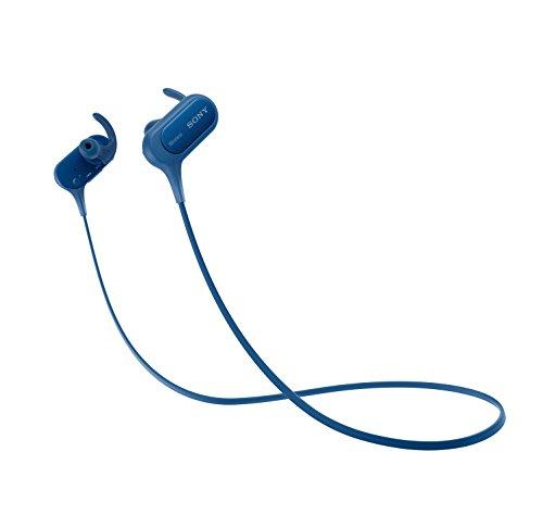 Sony MDRXB50BS/L Wireless, In-Ear, Sports Headphone, Blue