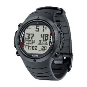 Suunto D6I with Transmitter and USB Diving Instruments Luxury Watches - All Black / One Size Fits All