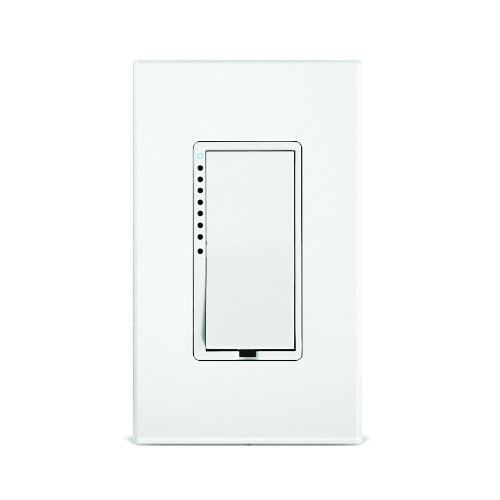 Smarthome 2476S SwitchLinc Relay INSTEON Remote Control On/Off Switch Non-Dimming, White