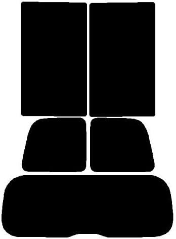AUTOMAX izumi リア (s) エブリィバン 標準 DA17V (5%) カット済み カーフィルム DA17 標準ルーフ エブリー エブリーバン スズキ