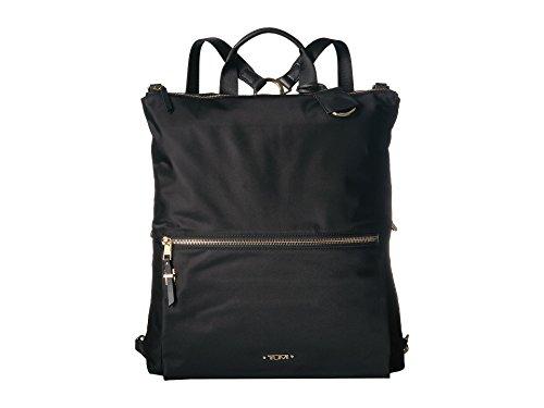 Tumi Backpack Black - TUMI - Voyageur Jena Convertible Backpack - Crossbody Bag for Women - Black