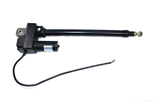 High Performance Linear Actuator 10 Inch Stroke 225Lb Max Lift Output 12 Volt Dc
