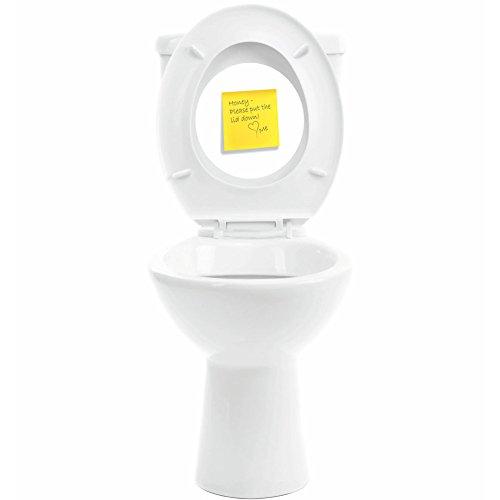 LENA FIORE' INC Honey! Please Put Down the Lid! Toilet Seat