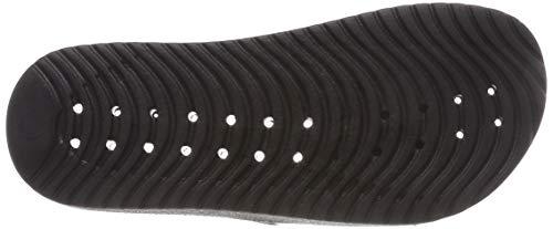 Kawa amp; white Chaussures 001 Noir gs Plage Shower black Garçon Piscine Nike De dCYqPd