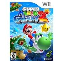 NEW Super Mario Galaxy 2 Wii (Videogame Software)