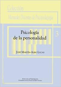 PsicologíÝa de la personalidad