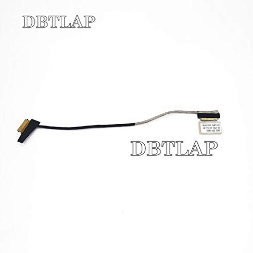 (DBTLAP LCD Cable for Gateway NE522 Packard Bell EasyNote TE69KB LCD Video Cable 50.4YU01.021 50.4YU01.001 50.M81N1.004)