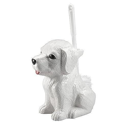 OakRidge Dog Toilet Brush Holder. Dog Bathroom Decor  Amazon com