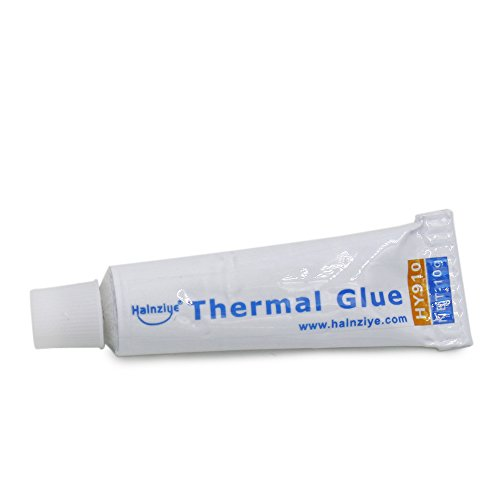10g Thermal Conductive Silicone Plaster Viscous Adhesive Compound Cooling Glue For LED GPU Chipset Heatsink