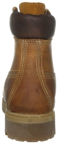 Timberland - Botas de senderismo impermeables para hombre Marrón (Burnt Orange Worn Oiled)