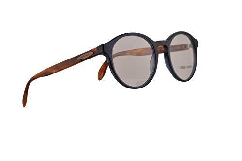Giorgio Armani AR7162 Eyeglasses 49-20-145 Transparent Blue w/Demo Clear Lens 5358 AR 7162