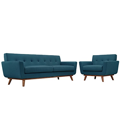 Engage Armchair and Sofa by Modway