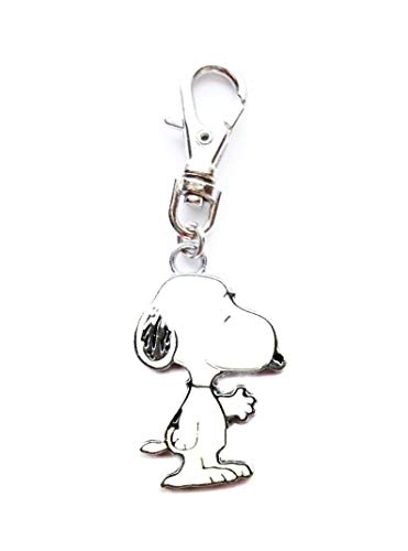 (SNOOPY GIVES A HELPING HAND PEANUTS CHARM JEWELRY FOR YOUR PETS DOG CAT COLLAR PURSE LEASH JOB LANYARD DIY PROJECTS ETC.)