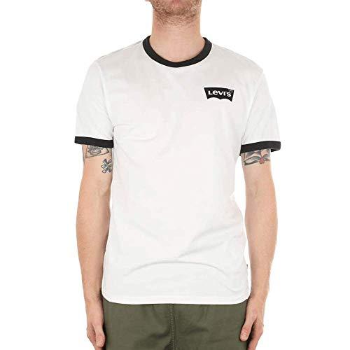 T Shirt Levi's Homme Blanc V0xqadxgw EDH9W2I