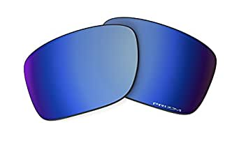 Oakley Turbine Adult Replacement Lens Sunglass Accessories - Prizm Deep Water Polarized / One Size