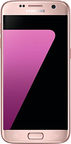 Samsung Galaxy S7 Smartphone (5,1 Zoll (12,9 cm) Touch-Display, 32GB interner Speicher, Android OS) pink