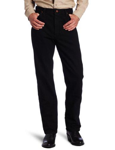 Wrangler Men's Jeans 13Mwz Original Fit Prewashed Colors Shadow Black 50W x 30L Big And Tall Bootcut Jeans