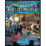 Latin America & Its People, Single Volume (3rd, 12) by [Paperback (2011)] PDF