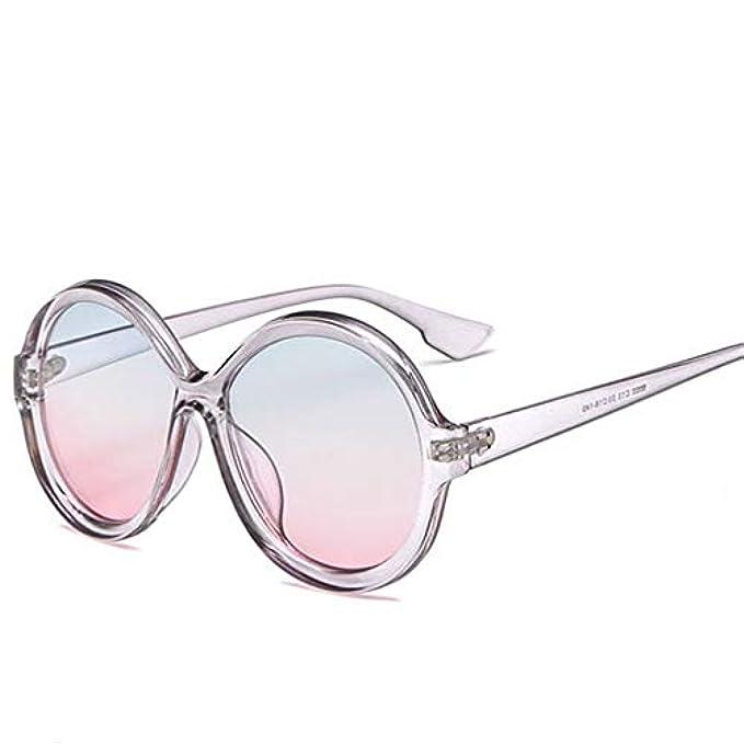 8cf3203157 Di Grande Donne Da Con Maschile Oculos Rotondi Sole De Sol Moda ...