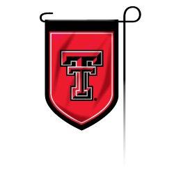 NCAA Texas Tech Red Raiders Garden Flag